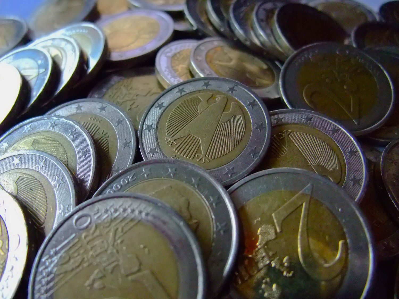 2 EUR Münzen