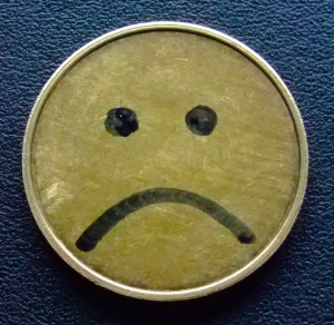 CoinSmiley-sad